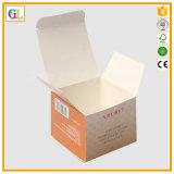 安いカスタム高レベル化粧品の包装の紙箱