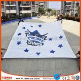 La bandera gigante de deportes de poliéster personalizadas