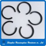 La norma DIN 7993 negro Anillo de alambre redondo para barrenos