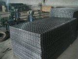 Los paneles de acoplamiento soldados cuadrado galvanizados de alambre