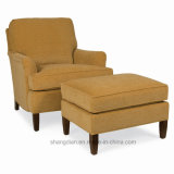 Nuevo Mayorista de ocio cómodo sillón reclinable Silla (ST0046)