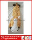 Hoofdkussen van de Hals van het Verwarmingstoestel van het bed het Verwarmde met de Luipaard van de Tijger, Giraf