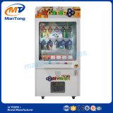 De muntstuk In werking gestelde Duwende Machine van het Spel van de Verkoop