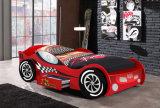 Красный цвет Китая кровати автомобиля детей новой конструкции роскошный ягнится кровать гоночной машины (красный цвет деталя No#CB-1152)