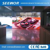 Die-Casting Aluminum Cabinet P4 Outdoor LED Display Panel for Rental