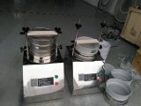 Essais de vibration de laboratoire de l'écran du crible calibreur RA200 de la machine