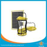 Indicatore luminoso di campeggio solare con le funzioni multiple per la casa