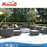 Diseño moderno al aire libre o Salón Muebles de conjuntos de sofás de tela