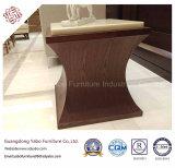 Mobilia moderna dell'hotel 2017 con il tavolino da salotto di marmo (YB-T-2026)