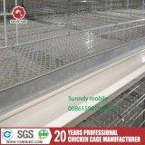 Les plus défuntes cages de poule de poulet de couche de matériel de ferme avicole de modèle
