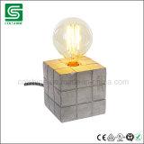 Lámpara de vector portable industrial de la base del cubo del cemento de Colshine