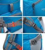 Esterno impermeabilizzare gli sport dei bagagli del computer portatile di corsa che fanno un'escursione il sacchetto
