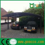 En el exterior del bastidor Aluminuim garajes, Carports, Marquesinas (161CPT)