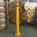 Waarschuwing die van de Verkeersveiligheid Breakway van de fabriek de Directe Weerspiegelende PostMeerpaal parkeren