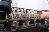 Máquina que sopla de la botella plástica automática