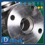 Valvola a sfera messa metallo dell'acciaio inossidabile di Didtek CF8m
