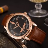 Z387 Gemaakt in de Polshorloges van China met Roman Horloge van de Mensen van Cijfers