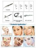 Macchina facciale portatile di ossigenoterapia della macchina di bellezza per getto dell'ossigeno della pelle di Oxy di ringiovanimento della pelle il mini