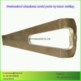レーザーの切断によるシート・メタルの製造CNCの曲がるアルミニウム部品