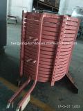Con certificado CE horno de inducción para el acero Aluminio Cobre latón (GW-100KG)
