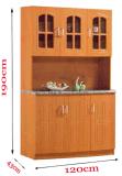 مفيد خشبيّة لوح [مدف] مطبخ خزانة خزانة لأنّ إستعمال بيتيّ