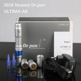Новейшие Micro пигментации Dermapen с 2 аккумуляторами