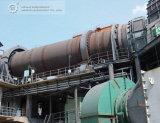 능률적인 무기물 포틀랜드 시멘트 클링커에 의하여 태워서 석회로 만들어지는 회전하는 킬른