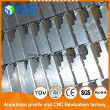 Espulsione di alluminio Regno Unito di Customizd per la fabbrica Dircetly del prodotto dell'Assemblea