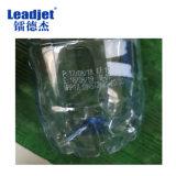 Leadjet máquina de marcado láser CO2 del código de fecha de alta velocidad de la impresora láser botella Printingplastic