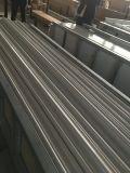 Hohe glatte UVwand-Vorstand-Dekoration-Zeile, die für Innenraum formt