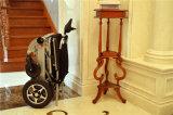 Poids léger de soins de santé d'homologation de GV de la CE pliant le fauteuil roulant 2017 d'entraînement d'énergie électrique