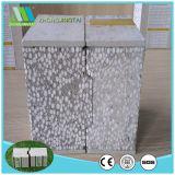 SGS certificada de fibra de cimento de alta resist cia ignifugação de painéis do tipo sanduíche de EPS Placa na Parede