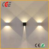 Lámpara de exterior 12W de pared de luz LED de OSRAM