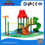 Парк развлечений игрушки детей пластиковые слайды детей дешево для использования вне помещений
