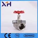 """CF8/CF8m de Klep van de Bol van het Roestvrij staal Dn20 3/4 """" in China wordt gemaakt dat"""
