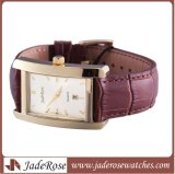 Het Klassieke Horloge van het Horloge van de Manier van het Horloge van het Kwarts van het roestvrij staal