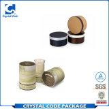 Tubos de empaquetado de papel del vario regalo de los estilos