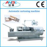 Alta velocidade Máquina Cartoning Cosméticos Automática