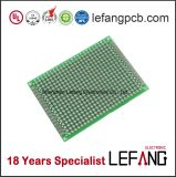 Lf HASL 높은 루멘을%s 가진 알루미늄 LED 점화 PCB 널