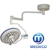 II lampe d'opération de DEL (BRAS CARRÉ, II DEL 500/500)