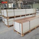 Pierre artificielle de l'acrylique solide pour les comptoirs de surface des dalles Corian blanc