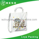Hot Selling Recycle Fashion Cotton Canvas Shopping Tote Bag Makeup Bag