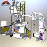 Machine de grenaillage de Boday d'acier de manganèse, modèle : Mdt2-P11-1