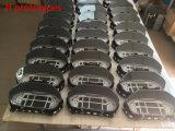CNC van het Deel van de Ring van Delrin de Nylon POM Ultem Pei Plastic Plastic Delen van de Douane