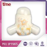 Il bambino assorbente eccellente ansima i pantaloni di addestramento del bambino del pannolino del bambino del pannolino