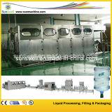 Gute Preis-/Good-Qualität/langsame/kleine Maschinen-Wasserlinie für grosse Flasche