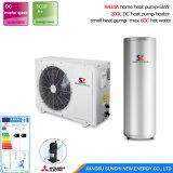 Étage chauffage 1 kw/15kw/20kw/25kw Pompe à chaleur géothermique chauffe-eau