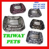 Alta Quaulity imitación de cuero1610132-1 Pet Bed (WY)