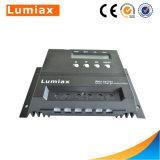 do controlador solar da carga de 20A 12V 24V LCD MPPT regulador solar