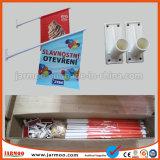 熱い販売440のGSM PVCカスタムPVC壁のフラグ